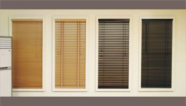 云龙木业-木质百叶窗