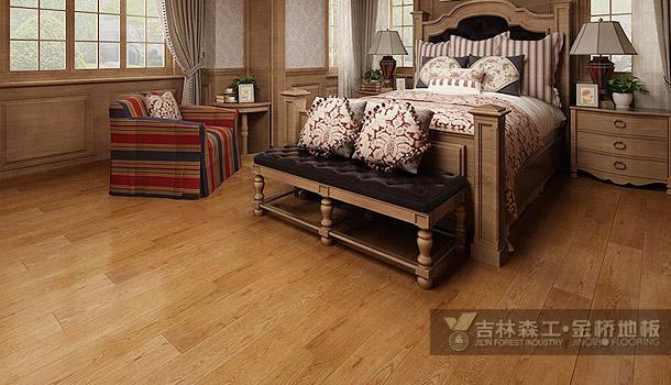三层实木复合地板——加特海峡(东南亚风格)